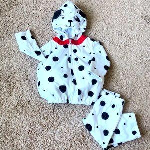 ⚫️⚪️Carter's Halloween Dalmatian Costume⚪️⚫️
